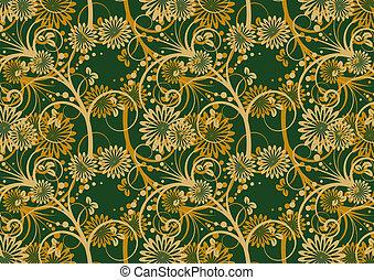 projeto floral, textura