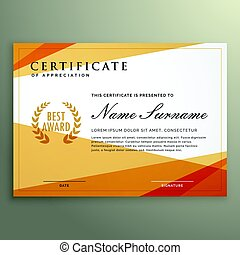 projeto geométrico, certificado, modelo