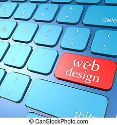projeto teia, teclado