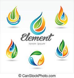 projetos, jogo, elemento