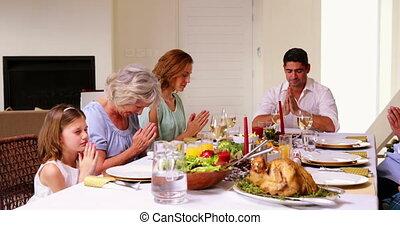 prolongé, grâce, famille, avant, proverbe