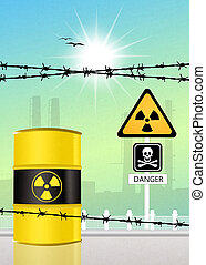 promieniowanie, ryzyko