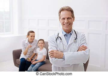 Prominent medical expert on guard of childrens health - All...