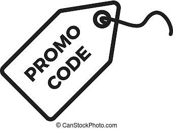 promo code icon coupon  discount vector voucher