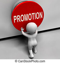 Promotion Button Shows New And Higher Role - Promotion...