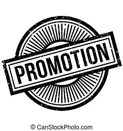 Promotion rubber stamp