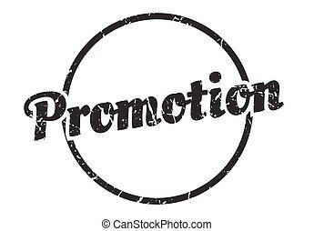 promotion sign. promotion round vintage grunge stamp. promotion