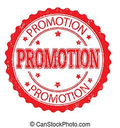 Promotion stamp - Promotion grunge rubber stamp, vector...