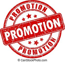 Promotion vector stamp
