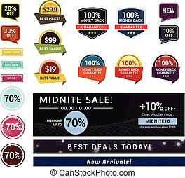 Promotional & Marketing Set