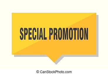 promozione, etichetta, prezzo, speciale