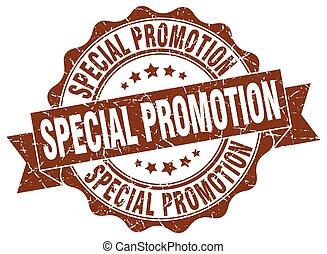 promozione, stamp., segno., speciale, sigillo