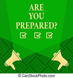 prontezza, evaluation., testo, esposizione, segno, concettuale, preparazione, foto, pronto, lei, valutazione, preparedquestion.