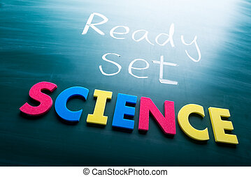 pronto, set, science!