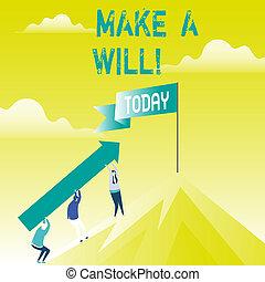 properties., 準備しなさい, ビジネス, 写真, 提示, 法的, 執筆, メモ, 遺産, will., ...