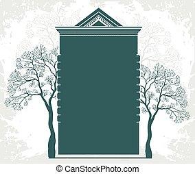 Property - real estate logo