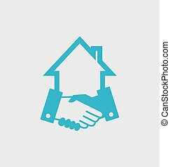Property Shake a hand