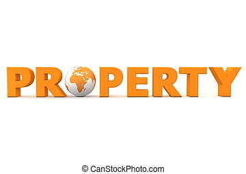 Property World Orange