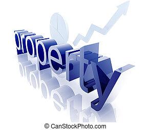 propiedad, bienes raíces, mejorar