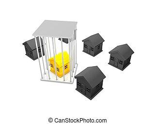 propiedad, ejecución hipoteca