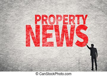 propiedad, noticias