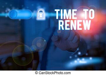 propiedad, seguro, vida, renew., acquired, señal, tiempo, ...