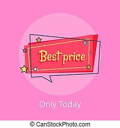 proposer, coût, bannière, seulement, parole, mieux, bulle, aujourd'hui