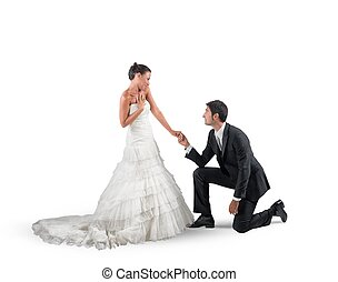 proposition, mariage