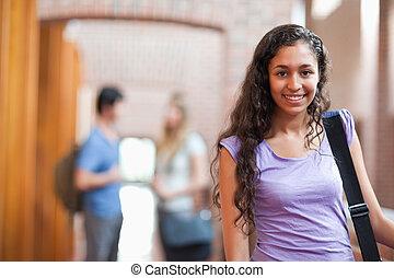 proposta, giovane, studente
