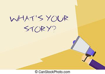 propre, être, photo, range., ton, quel, écriture, note, labourer, tenue, porte voix, quelqu'un, business, projection, question., histoire, main, volume, faisceau, voyage, maintenant, début, sur, étendre, s, showcasing, mon, demandé