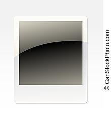 propre, instant, salle, espace, photo, image, unique, ajouter, noir, ton