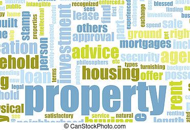propriété, achat