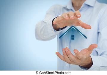 propriété, assurance