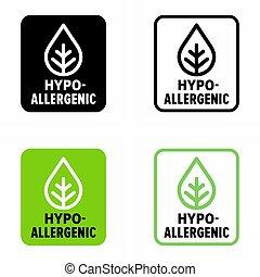 """propriété, """"hypoallergenic"""", ingrédients"""