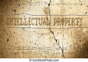 propriété, intellectuel