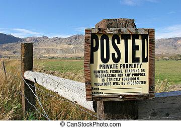 propriedade privada