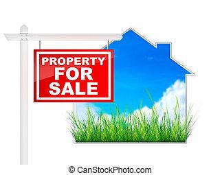 propriedade, venda