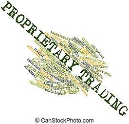 proprietà, commercio