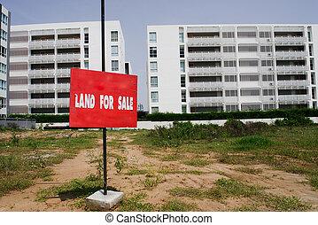 proprietà, per, sale.