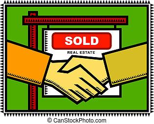 proprietà, sold!