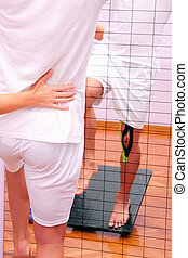 proprioceptive exercises for legs with tilting pad