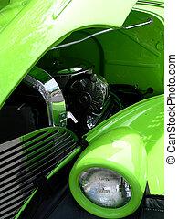 Propulsion in Green