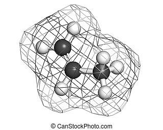 Propylene (propene), polypropylene (PP, polypropene) plastic...