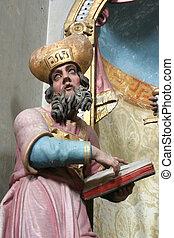 prorok, zechariah