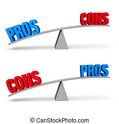 Pros and Cons Set