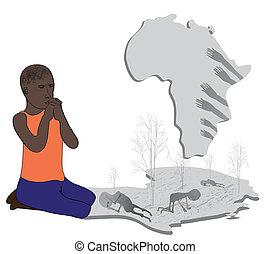 prosit protoe, afrika