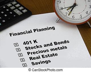 prosperidad, financiero, riqueza, éxito, arriba, estrategia, tener sentido, ajuste, cartera, mejor, afuera