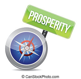 prosperidade, lustroso, compasso