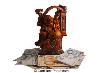 Prosperity, Wealth and Good Luck -Laughing Buddha – Prosperity