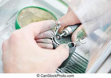 prosthetic, odontología
